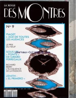 revue-des-montres-no-9-du-01-11-1992-piaget-lage-de-toutes-les-audaces-le-prix-du-neuf-sous-les-pont