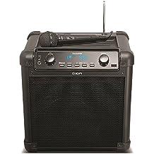 ION Audio Tailgater iPA77 Altoparlante Portatile, Bluetooth Ricaricabile, 50 W,