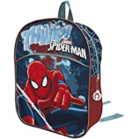 Spiderman 2018 Mochila Infantil, 24 cm, Multicolor