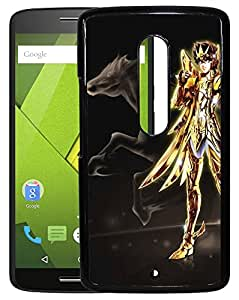 Toppings 2D Printed Designer Hard Back Cover For Motorola Moto X Play Design-10082