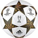 adidas Finale Kiev Cap Balón, Hombre, (Blanco/Negro/olitra/negbás), 5