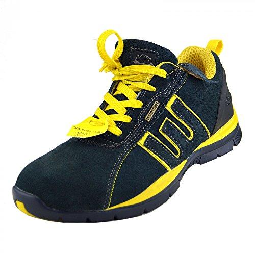 Kick Footwear Kick Footwear, Scarpe antinfortunistiche uomo, Blu (Blu),