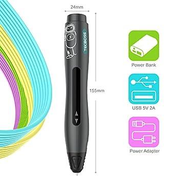 3d Printing Pen (Grey) 2