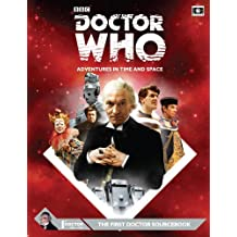 Dr Who: The First Doctor Sourcebook