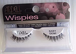 (Pairs) Ardell Baby Demi Wispies, Black by Ardell