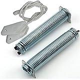 Türfeder Seilzug Reparatursatz Feder Spülmaschine Ersatz für 00754869 754869 Geschierspüler von Junker