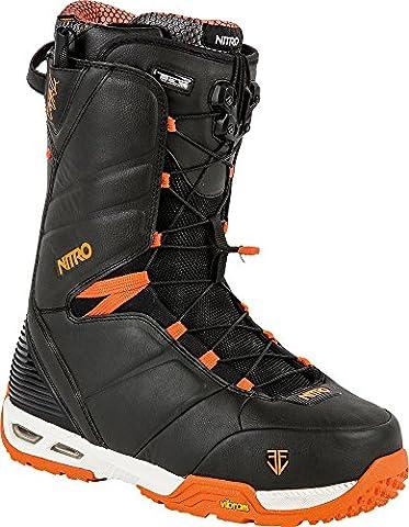 Nitro Snowboards Team Tls Mens Boots 16 Multi-Coloured Eero Size:31.5