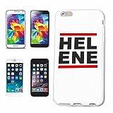 Handyhülle iPhone 6 Helene Hardcase Schutzhülle Handycover Smart Cover für Dein Smartphone