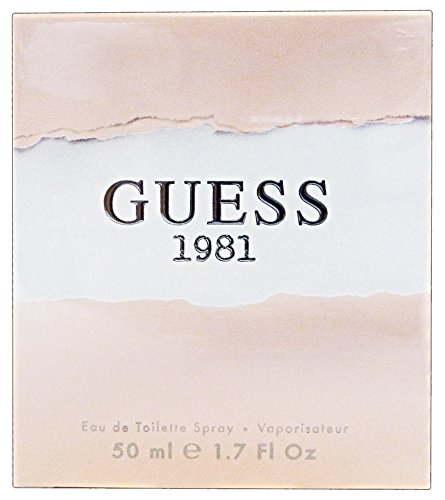 Guess 1981 women EDT 50 ml