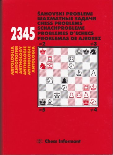 2345 Schachprobleme - Anthology of Chess Combinations