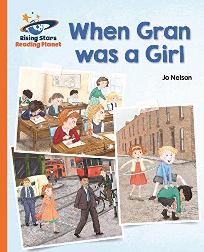When Gran was a girl