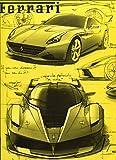 Ferrari Yearbook 2014. The official Ferrai magazine
