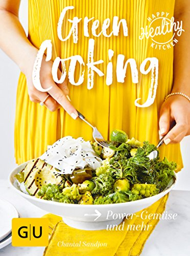 Preisvergleich Produktbild Green Cooking: Power-Gemüse und mehr (GU Happy healthy kitchen)