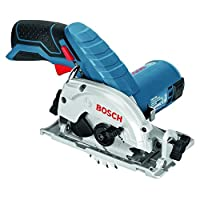 Bosch Professional GKS 10.8 V-LI Cordless Circular Saw (Without Battery and Charger) - Carton