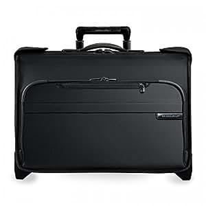 Baseline Carry-On Wheeled Garment Bag, 55cm, 48 litres, Black