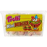 Trolli Mini Burger, 1-er Pack (1 x 600 g)