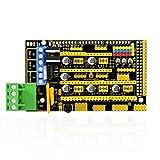 MagiDeal 3D Drucker Controller Rampen 1.4 Modul für Arduino, Arduino Boards