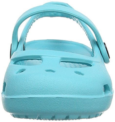 Crocs Shayna, Ballerines fille Bleu (Pool)