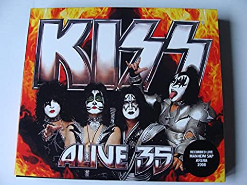Kiss Alive 35 - Alive 35 Mannheim SAP Arena Germany 10th