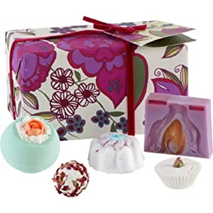 Bomb Cosmetics Bath Gift Set Pack Assortment - Handmade & Natural