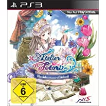 Atelier Totori - The Adventure of Arland - [PlayStation 3]