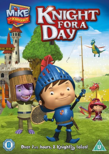 Bild von Mike The Knight: Knight For A Day [DVD] [UK Import]