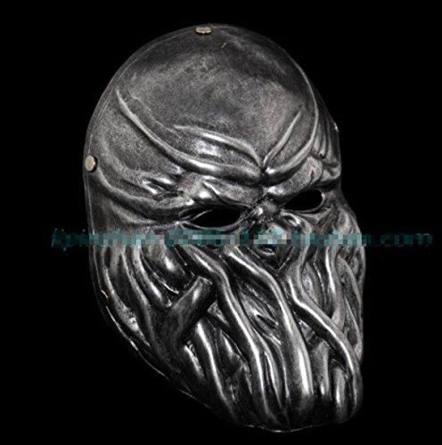 Octopus Maske Halloween Horror Cape Devil Cos Bandit Anzug Spielen Requisiten,A1