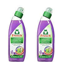 Frosch Lavender Toilet Bowl Cleaner (Buy Two Offer Pack)