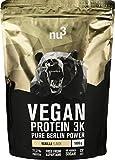 nu3 Vegan Protein 3K - veganes 3-Komponenten-Protein mit 70% Eiwei� und leckerem Geschmack Bild
