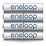 Panasonic Eneloop Shrink BK-4MCCE/4SN AAA Rechargable Battery - Pack Of 4 (Multicolor)