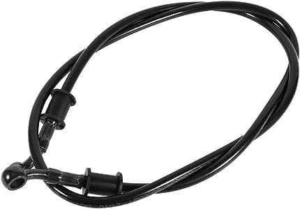 Motorrad Schlauch Bremse Rohr hydraulische Scheibenbremse Zubeh/ör 1200/mm Stahl Linien Bremse in Zopf Motorrad Schlauch Hydraulische Bremse