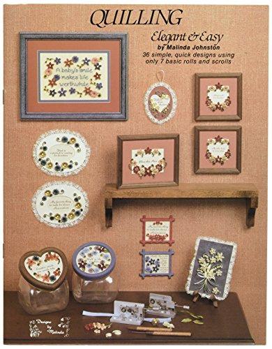Lake City Crafts-Quilling - Elegant & Easy