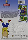Caillou Saves Water and Other Adventures [DVD]