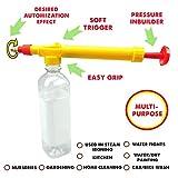 #7: RJP Multi-Purpose Cold Drink/Juice Bottle Attachable Spray Indoor - Multipurpose Spray