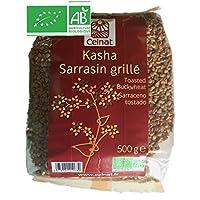Celnat - Kasha sarrasin grillé Infusion Bio sobacha - Regime Minceur Santé Diététique - Sachet de 500g