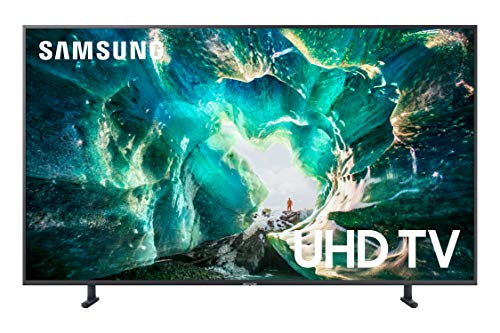 Samsung RU8009 163 cm (65 Zoll) LED Fernseher (Ultra HD, HDR, Triple Tuner, Smart TV) [Modelljahr 2019] (65 Samsung Tv)