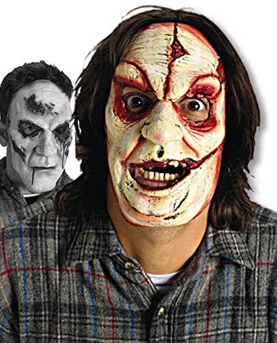 Massenmörder Horror Maske - Massenmörder Kostüm