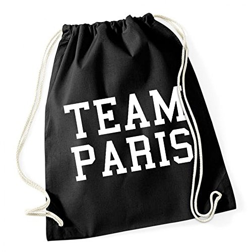 Certified Freak Team Paris Sac De Gym Noir