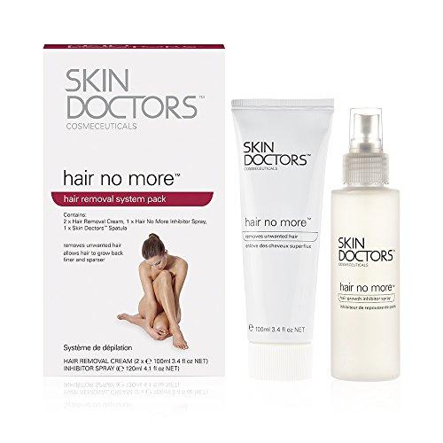 Skin Doctors Haïr No MoreTM Système de Epilation Durable
