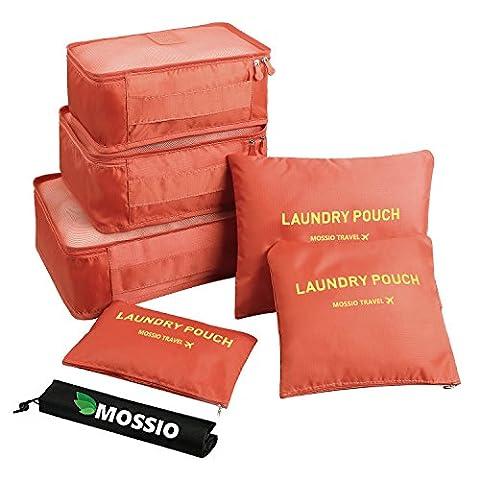 Mossio, Organiseur de bagage Orange orange