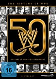 WWE - The History of WWE: 50 Years of Sports Entertainment [3 DVDs]