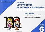 Estimular Los Procesos De Lectura Y Escritura. Nivel 6 - Edición 214 (Estimular Lectura Y Escritura)