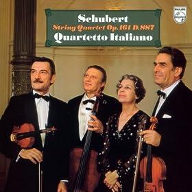 Schubert: String Quartet Op.161, D887