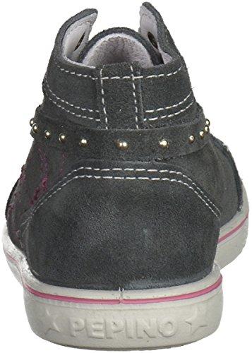 Ricosta 25.26400 Mädchen Sneakers Grau ZMora1zy