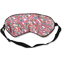 Comfortable Sleep Eyes Masks Red Camouflage Printed Sleeping Mask For Travelling, Night Noon Nap, Mediation Or... preisvergleich bei billige-tabletten.eu