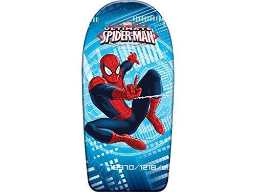 AK Sport Jungen Bodyboard Spiderman 2 SRT, , 84 cm, 0779074
