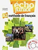 Echo Junior: Livre De L'Eleve + DVD-Rom A2