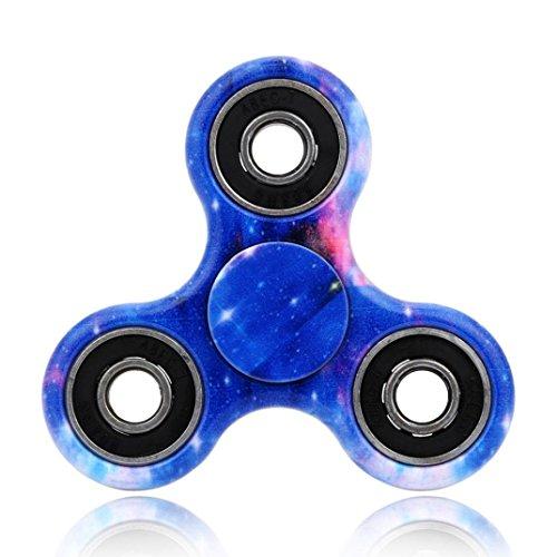 Preisvergleich Produktbild Saingace Fidget Hand Spinner Spielzeug Stress Reducer EDC Focus entlastet