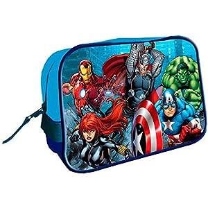 Neceser Los Vengadores Marvel Team Cuadrado