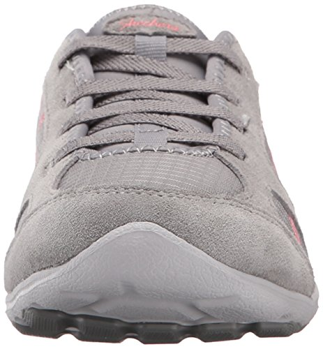 Skechers DreamchaserAnte Up, Baskets Basses Femme, Various Gris - Grau (GRY)